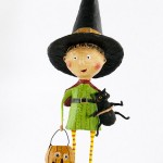 Witchy Hazel by Lori Mitchell