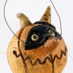 Lil' Masked Pumpkin (A) by David Everett