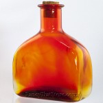 Tangerine Decanter