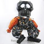 Skull Head Candy Bucket