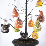 Folk Art Ornament 4 Assorted