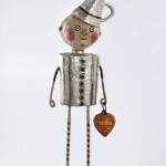 Tin Man by Lori Mitchell