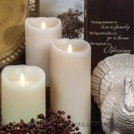 Flameless Luminara Candles
