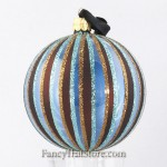 John Toole Glass Ornament B