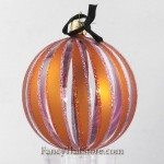 John Toole Glass Ornament A