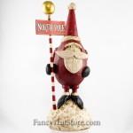 North Pole Santa by David Everett