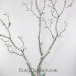 Platinum Glittered Branch