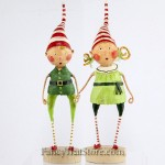 Tootsie and Tinker Twinkle by Lori Mitchell Set of 2