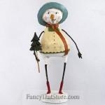 Nanny Frost by Lori Mitchell