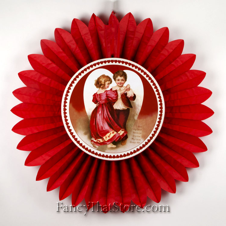 Valentine S Day Rosettes Set Of 3 Fancy That Store