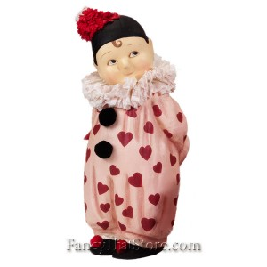 Sweet Valentine Clown by Mary Engelbreit – Large