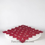 All Over Hearts Table Topper