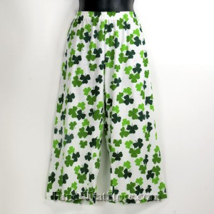 Shamrock Magic Capri Pants