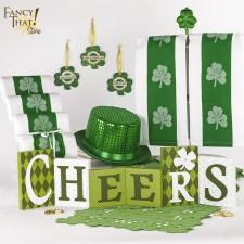 Slainte is Gaelic for Cheers!