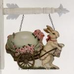 Bunny Pull Cart Boardwalk Arrow Collection