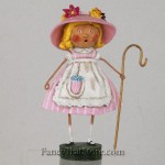 Little Bo Peep by Lori Mitchell