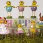 The Annual Easter Egg Hunt …