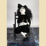 Pollyanna Bloodgood Vampire Gir