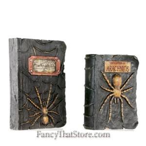 Encyclopedia of Arachnids Set of 2