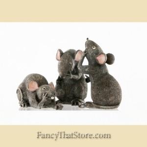 Harvest Mice Set of 3