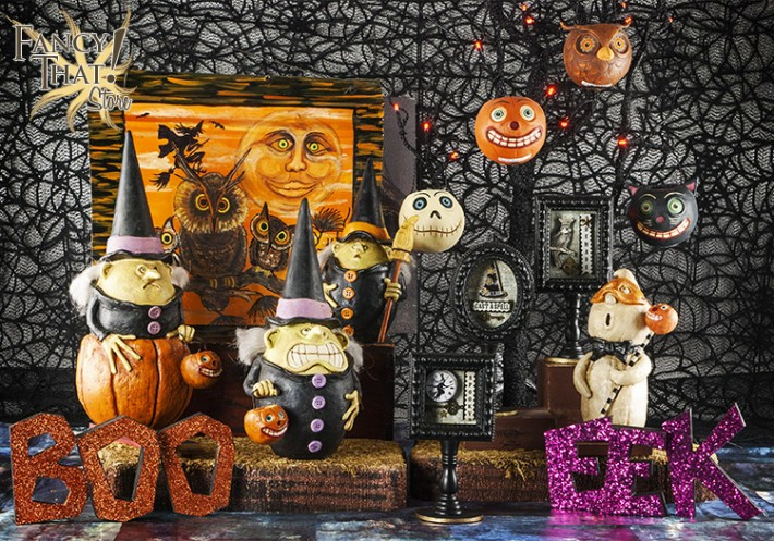 Halloween more friendly than frightful …