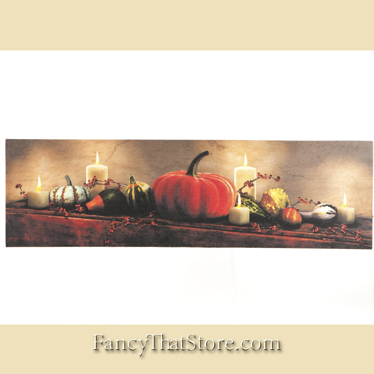 Radiance Lighted Canvas Art Collection Fancy That Store