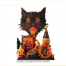 Halloween Cat by Christopher James