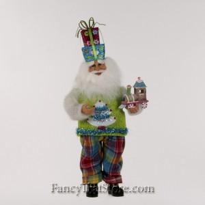 Gift Package Santa by Karen Didion
