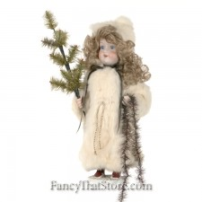 Winter Angel by Elaine Roesle of St. Nicholas Collection