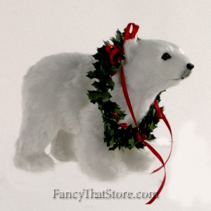 Polar Bear Cub by Byers' Choice
