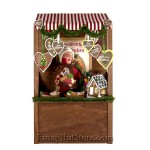 Gingerbread Market Stall by Byers' Choice