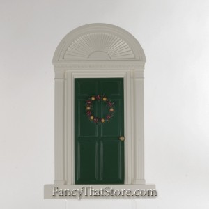 Front Door by Byers' Choice
