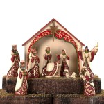Mini Nativity by Jim Shore