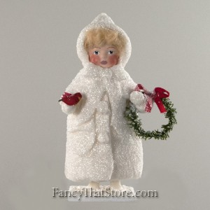 Snow Girl by Elaine Roesle