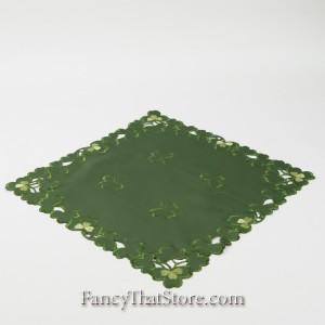 Irish Fantasy Table Topper 20 Inch Square