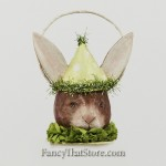 Party Rabbit Bucket from Bethany Lowe Designs