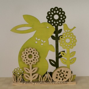 Woodland Rabbit Centerpiece