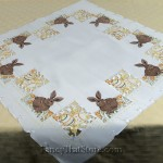 Sunny Bunny Table Topper