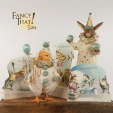 Frenchy Hare Easter Portfolio