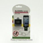 iPhone Alcohol Tester