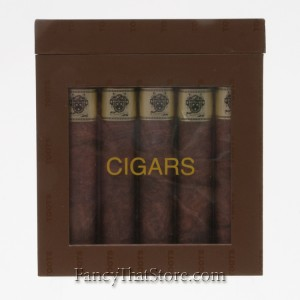 A World of Cigars Gift Book