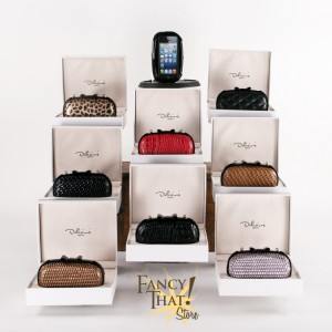 Minaudiere iPhone 5 Clutch Purse Collection