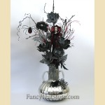 Haunt The Night Halloween Floral Arrangement