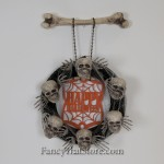 Thrill Of The Haunt Halloween Wreath