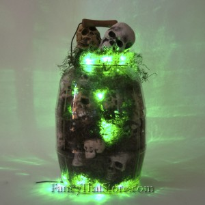 Frightful Fun Pickle Jar